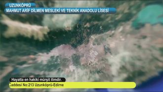 Uzunköprü Mahmut Arif Dilmen Mesleki ve Teknik Anadolu Lisesi izle