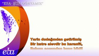 Karanfil - Ahmet Haşim izle