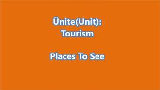 Giresun Mimar Sinan Anadolu Lisesi 11.Sınıf-Tourism Ünitesi (Places to see) izle
