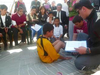 Fiziksel Aktivite Projesi Ankara izle