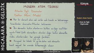 Atom ile İlgili Düşünceler izle