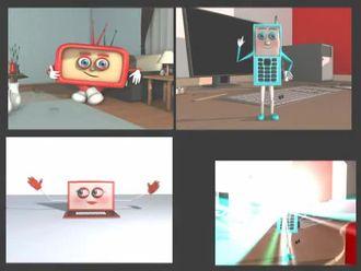 Teknolojinin Doğru Kullanımı 1 / Televizyon izle