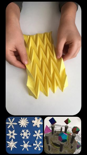Fun Learning With Origami izle