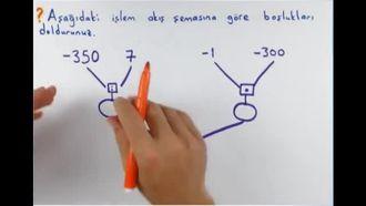 7. Sınıf Matematik 1. Dönem 1. Yazılı Hazırlık izle