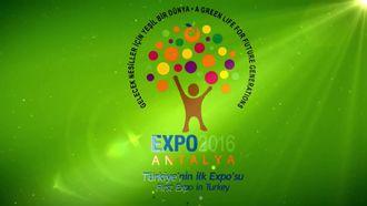Expo 2016 Antalya Projesi Tanıtım Filmi izle