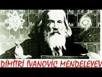 Dimitri İvanoviç Mendeleyev İle Söyleşi izle