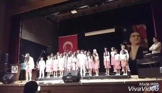 Denizli Tekkeköy Ortaokulu -Guguk izle