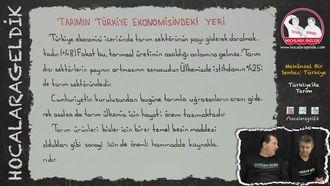 Türkiye'de Tarım izle