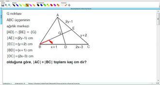 Kenarortay Kavramı Ve Kenarortay Teoremi 3 izle