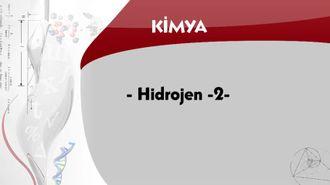 Hidrojen - 2 izle