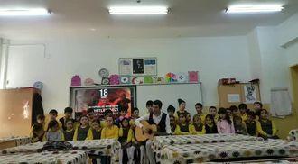 Çanakkale türküsü - Ali Haydar Günver İlkokulu izle