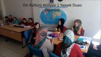 Din Kültürü Atölyesi 1 (Yemek Duası Öğretimi) izle