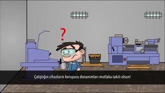 Metal İşleri ve Seri Üretim - İSG Eğitimi - Bölüm 4 izle