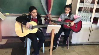 Hatay Samandağ Değirmenbaşı Ortaokulu Müzik Etkinlikleri izle