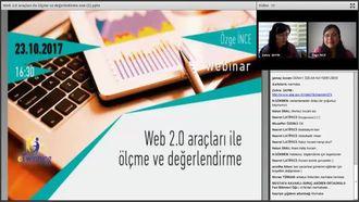 Web 2.0 araçları ile ölçme ve değerlendirme izle