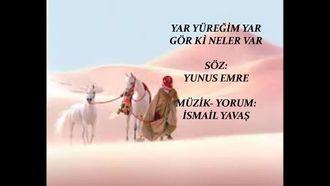 Yunus Emre Şiiri izle