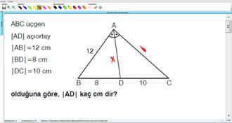 Açıortay ve Açıortay Teoremleri 6 izle