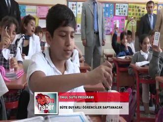 Okul Sütü Programı (10.10.2012) izle
