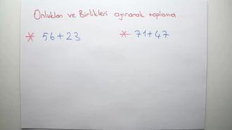 5. sınıf matematik ZİHİNDEN TOPLAMA İŞLEMİ konu anlatımı izle