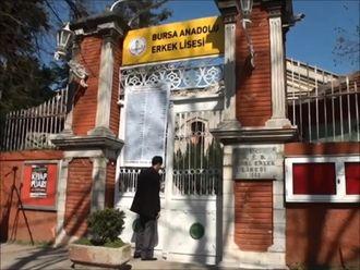 Bursa Anadolu Erkek Lisesi izle