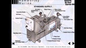 Sintine Seperatörü Simülatörü / Denizcilik izle