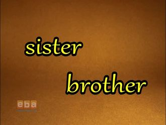 Sister - Brother izle