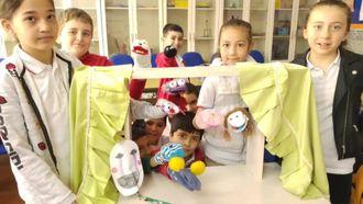 Keçiören Kocatepe İlkokulu Kukla Oyunu etkinliğimiz izle
