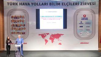Prof Dr Davut Kavranoğlu - Türk Hava Yolları Bilim Elçileri Zirvesi 2018 izle