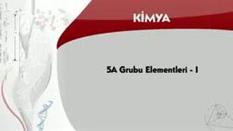 5A Grubu Elementleri - 1 izle