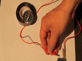 Elektromanyetik Alan (İleri ve Ters) izle