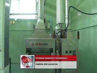 İstihdam Garantili Yüksekokul (08.10.2012) izle