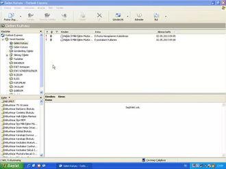 Ders 1.5 MEB E-Posta Outlook Express'te Hesabı Dışarı Verme ve İçeri Alma (Yedekleme... izle