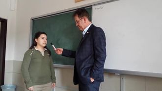 Ürgüp Tesan Anadolu Lisesi Almanca 9 izle