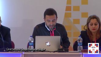 8.Oturum: Ümit SANLAV - Sosyal Medya Savaşları izle