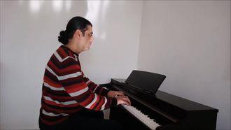 Carl CZERNY Op.599 No.8 Piyano Etüdü izle
