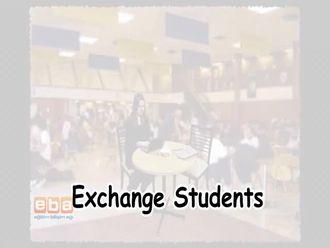 Exchange Students izle