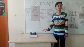 Fatih Sultan Mehmet İmam Hatip Ortaokulu Teknoloji ve Tasarım Dersi izle