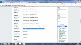 Ders 12.11 - Uyap Editör ile Şablon Oluşturma (Üst Yazı) izle