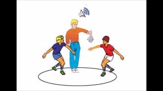 Geleneksel Çocuk Oyunları - Mendil Kapmaca Oyunu izle