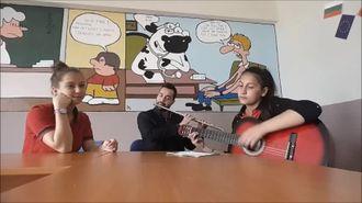 Mesude İşman Ortaokulu Türk Pop Müziği Yapı Taşı Şarkısı ''Kim Ne Derse Desin -... izle
