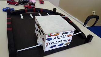 AKILLI OTOPARK (Arduino Robotik Kodlama) izle