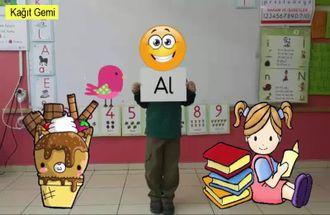 1.Sınıf Okuma Yazma /  elakin izle