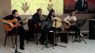 Şehit Piyade Üsteğmen Murat Hasırcıoğlu Ortaokulu Müzik Dinletisi-10 izle