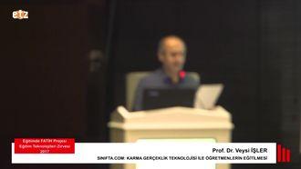 """FATİH ETZ 2017: Prof. Dr. Veysi İŞLER - """"Sınıfta"""" Simülasyonu Atölye Çalışma... izle"""