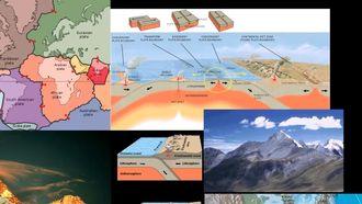 Levha Tektoniği: Yakınlaşan Levha Sınırlarının Jeolojik Özellikleri izle
