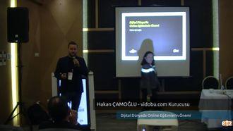 FATİH ETZ 2016 :  Hakan ÇAMOĞLU - VİDOBU Kurucusu- Vidobu ile Uzaktan Eğitim izle