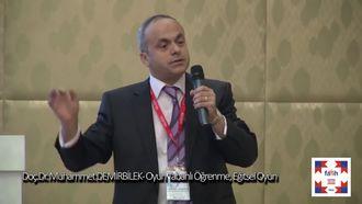 3.Oturum: Doç.Dr. Muhammet DEMİRBİLEK -Mobil Artırılmış Gerçeklik Oyunu Tasarlanma... izle