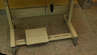 Düz Sanayi Dikiş Makinesi izle