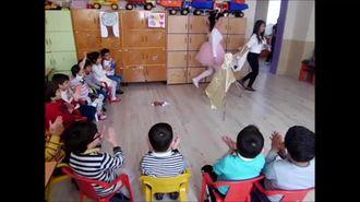 Çocuk Gelişimi ve Eğitimi Alanı Dramatik Etkinlikler Dersi 10. sınıf izle