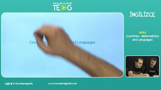 Countries , Nationalities and Languages izle